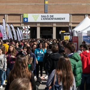 Nueva edición del Saló de l'Ensenyament de Barcelona