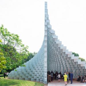 5 ejemplos de arquitectura efímera con un diseño espectacular