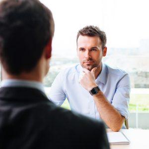Técnicas en una entrevista de trabajo: social y no verbal
