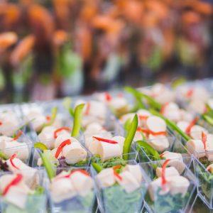 Como escoger tu empresa de catering para eventos