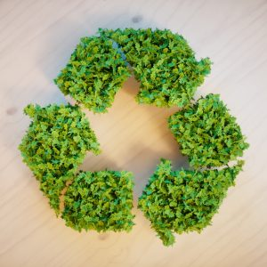 ¿Cómo hacer un stand con materiales reciclables o ecológicos?