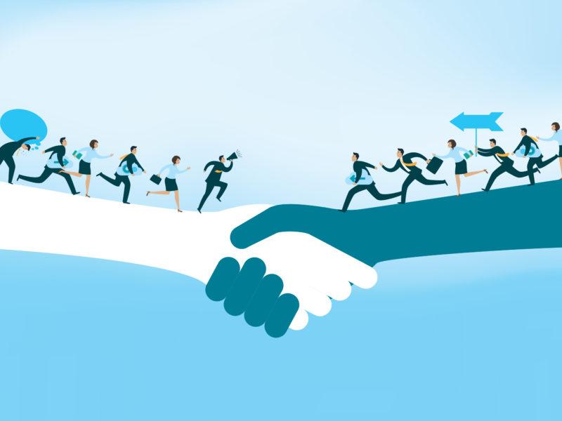 Consejos para hacer contactos profesionales de networking