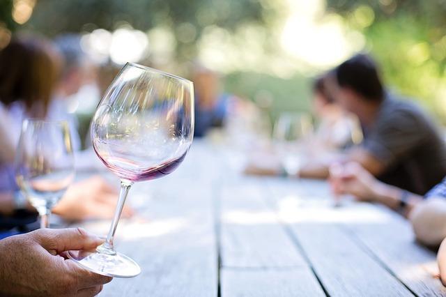 stand para vinos
