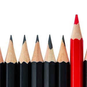 Lápices personalizados y otros artículos de merchandising para oficina