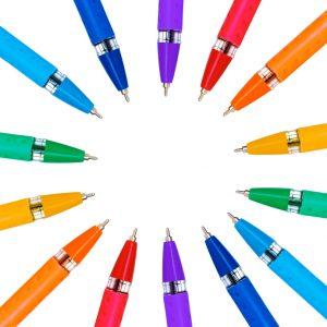 Bolígrafos para regalar: elige el que mejor se adapte a tu empresa