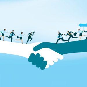 Cómo hacer contactos profesionales en eventos presenciales